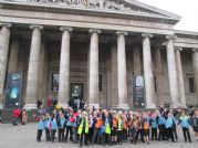Year 5 & 6 Visit to the British Museum